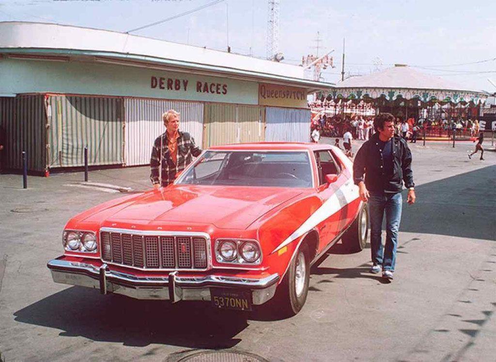 Ford Gran Torino, l'auto della serie Tv Starsky & Hutch