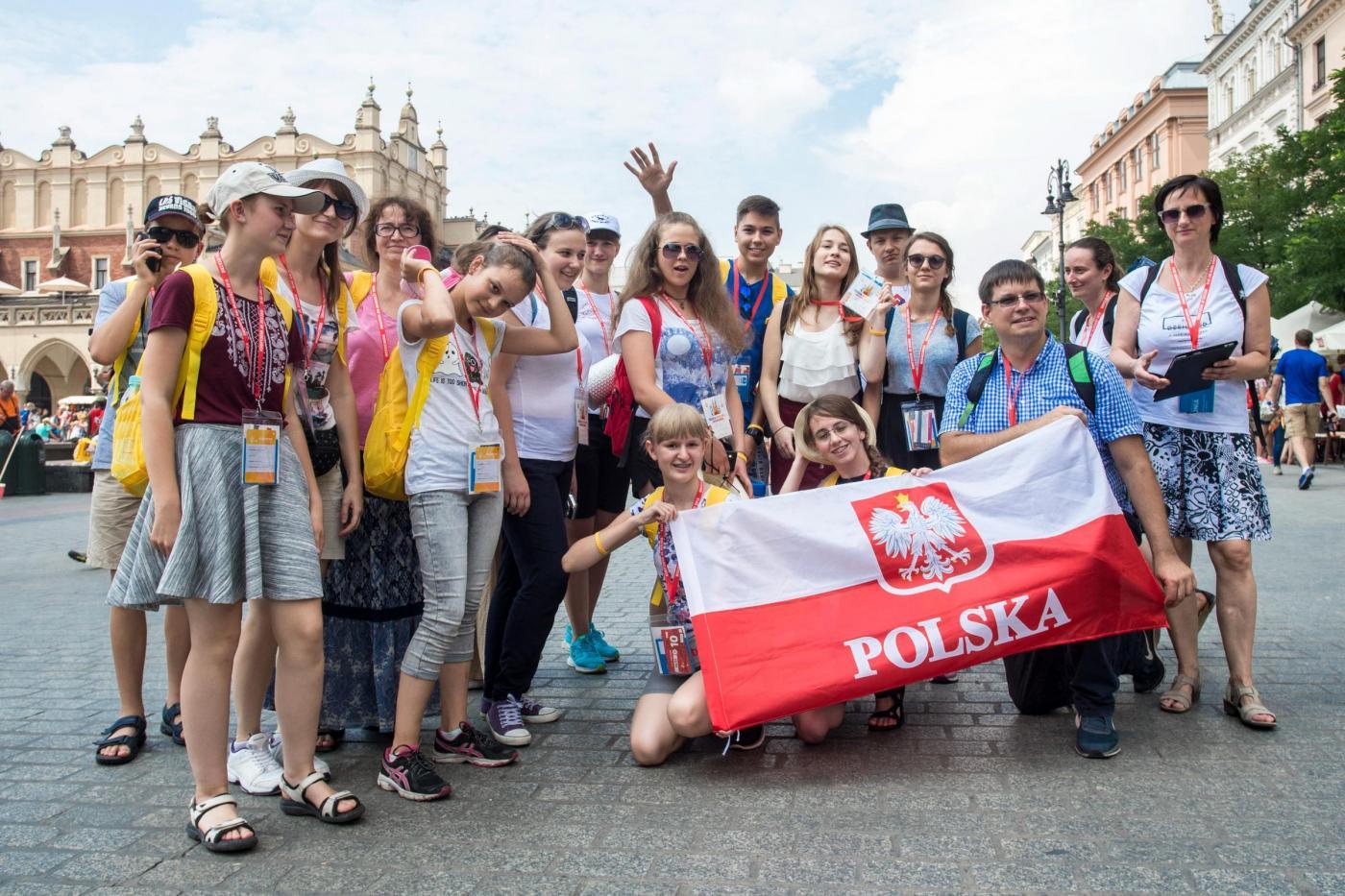Giornata Mondiale della Giovent 2016 Cracovia