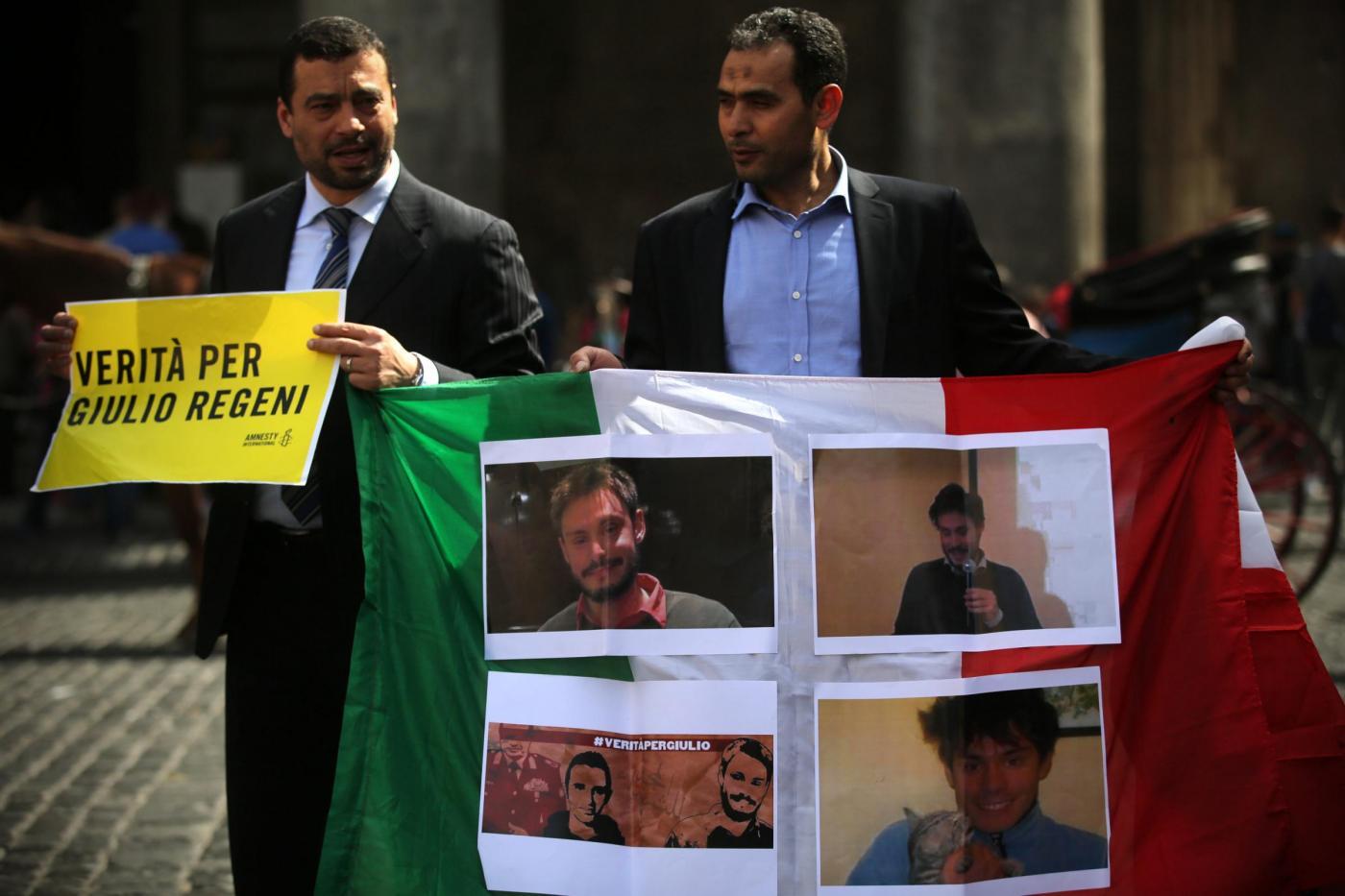 Caso Regeni, Amnesty: 'Torturato come gli attivisti morti nelle mani dello Stato'