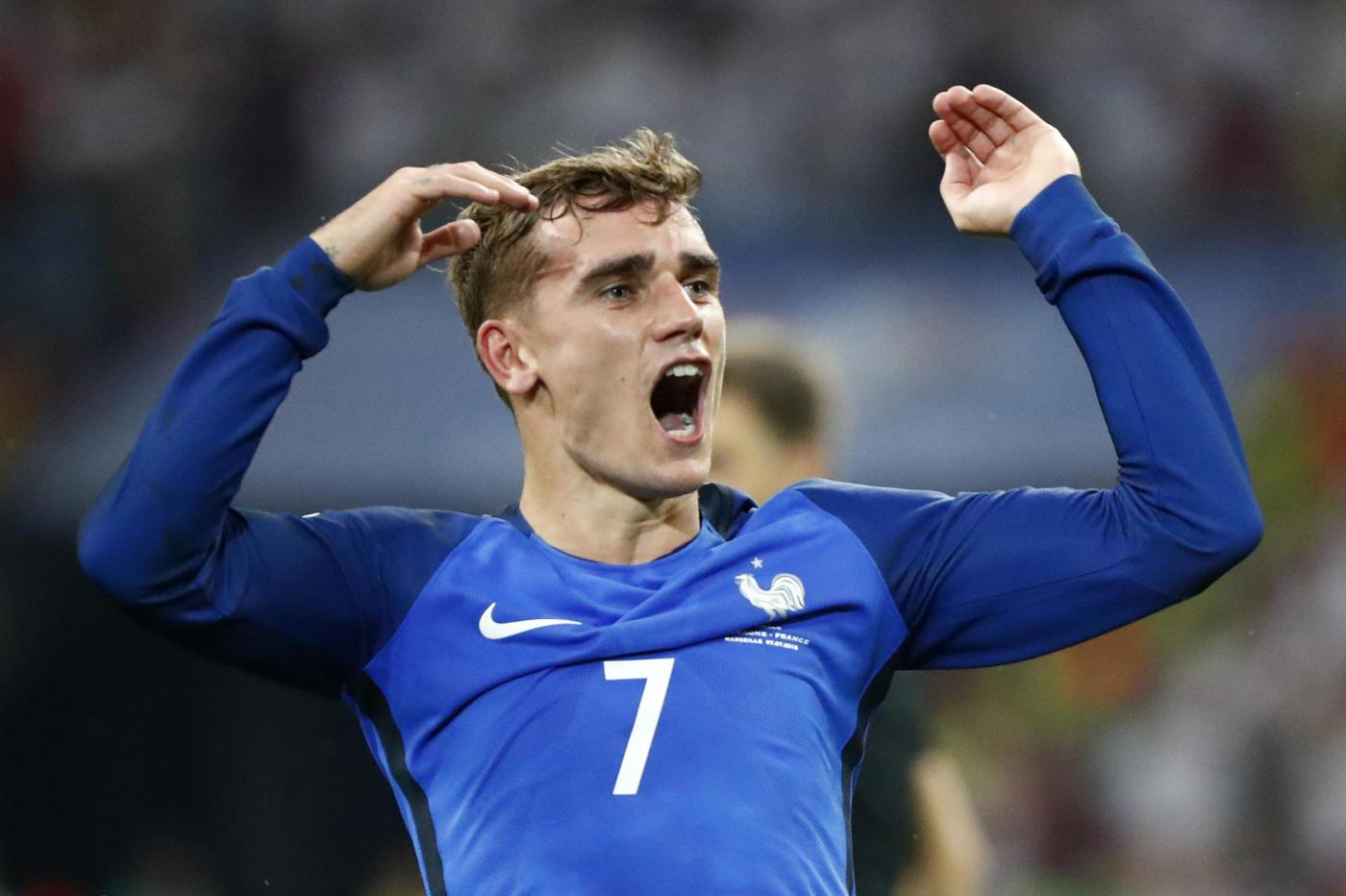 Germania vs Francia Euro 2016