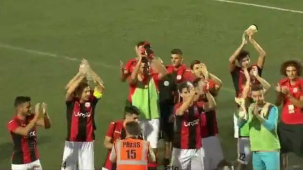 Champions League: la clamorosa vittoria dei campioni di Gibilterra