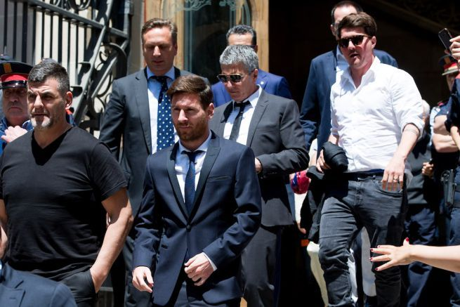 Messi Condannato