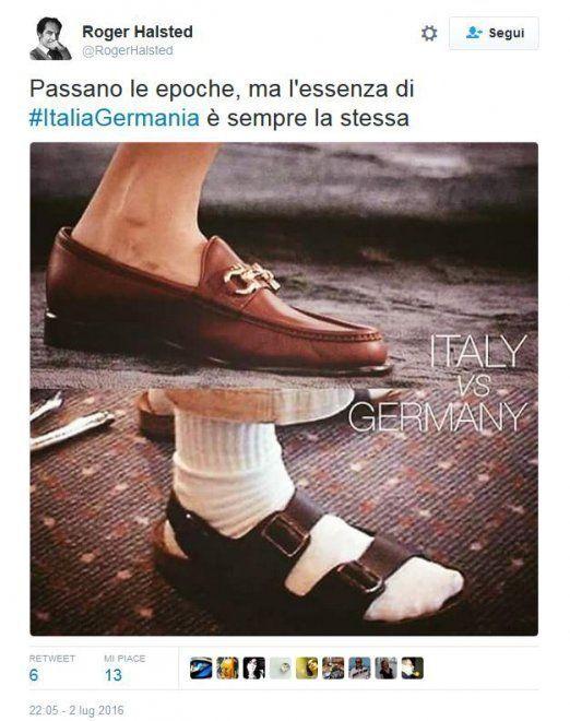 Mocassini vs Sandali con calze