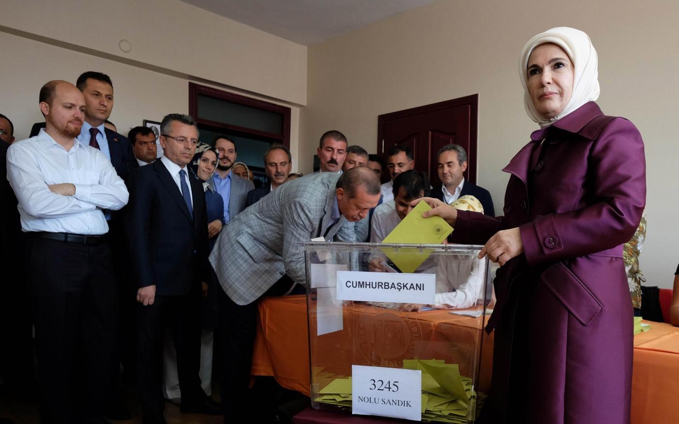 Turchia: Erdogan vince le elezioni