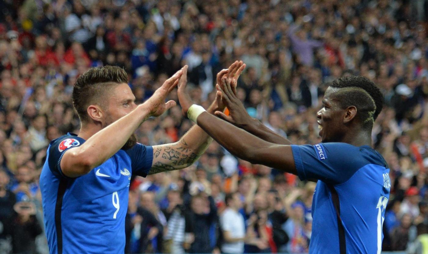 Euro 2016 Francia vs Islanda