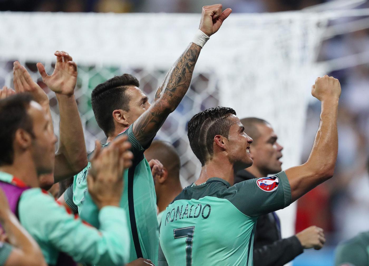 Euro 2016 Portogallo Galles Semi Finale
