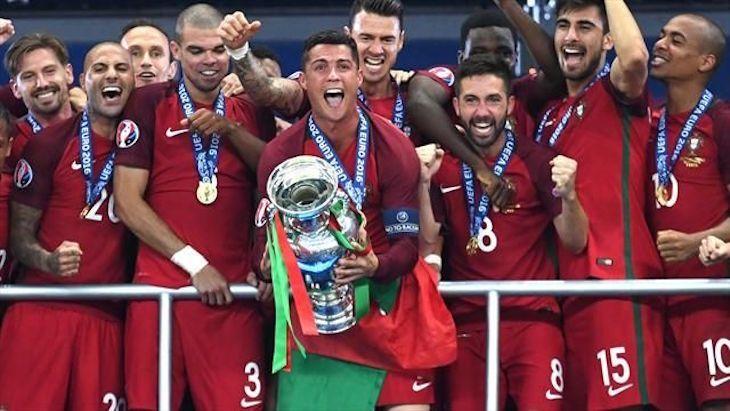 Euro 2016: il cammino del Portogallo Campione d'Europa