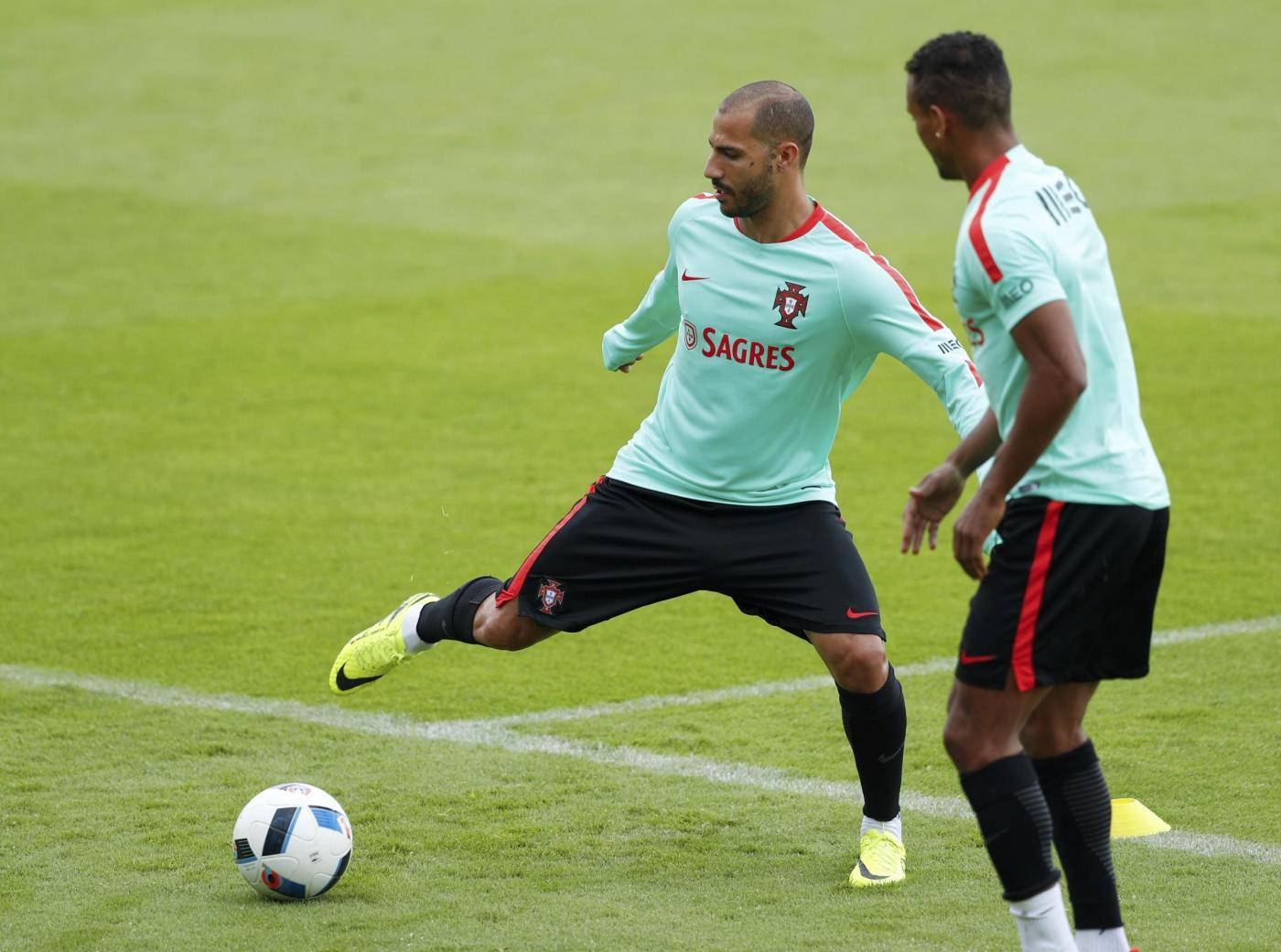 Euro 2016, il Portogallo prepara la semifinale contro il Galles