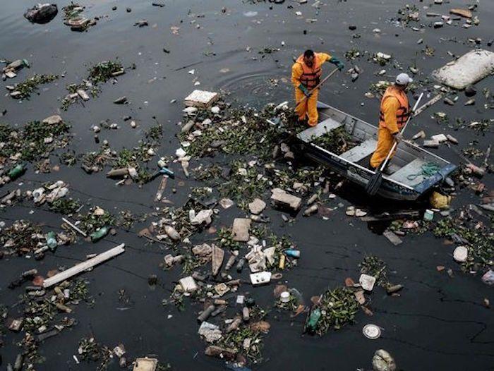 Rio 2016, acque avvelenate