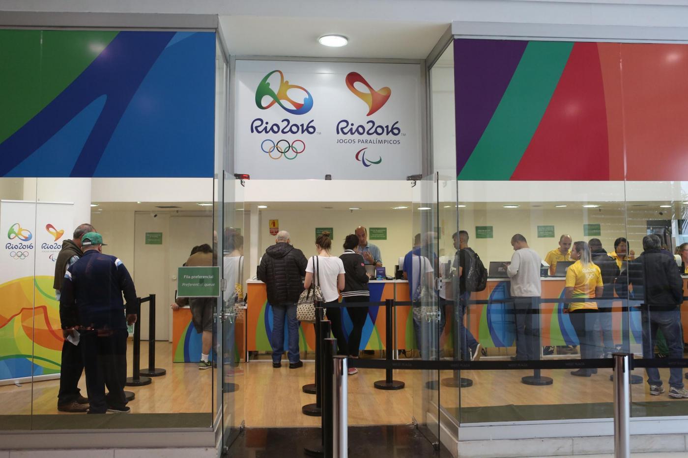(SP)BRAZIL SAO PAULO OLYMPICS
