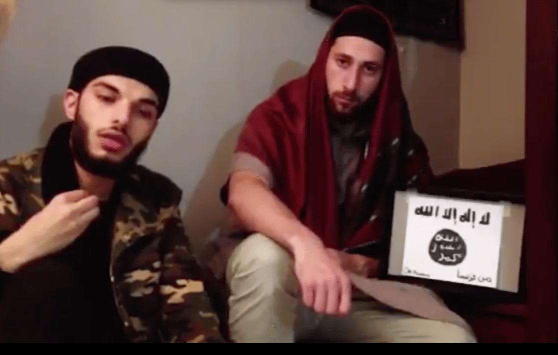 Rouen, Isis diffonde il video con il giuramento dei due terroristi