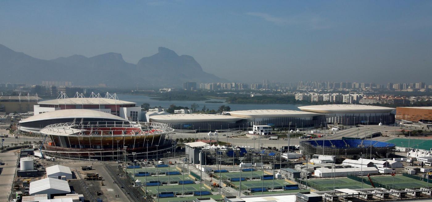 Olimpiadi 2016, continuano i lavori a Rio de Janeiro