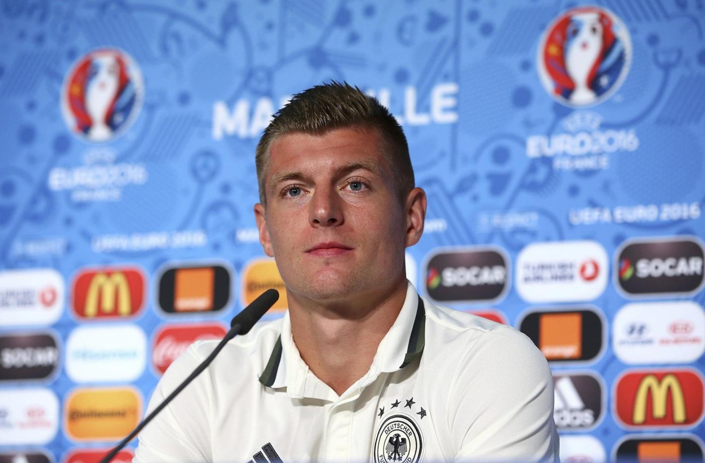 EURO 2016, la Germania a Marsiglia per la semifinale con la Francia