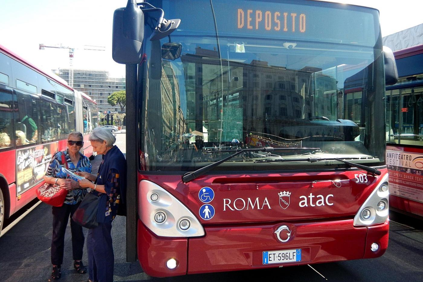 Atac di Roma, multa ai sindacati: dovranno restituire 400 mila euro