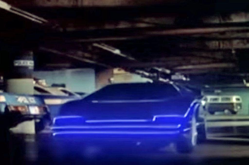 Lamborghini Countach, l'auto della serie Tv Automan