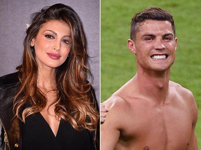 Cristina Buccino Cristiano Ronaldo coppia
