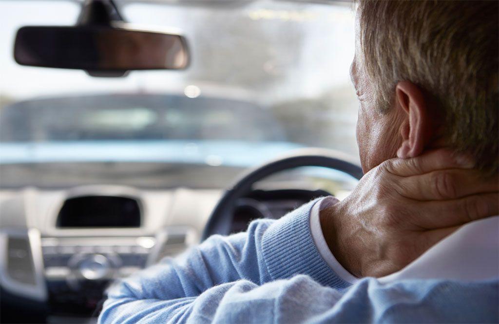 Revoca della patente per un colpo di frusta, trappola normativa