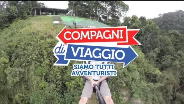 Compagni di viaggio, il reality di La5 tra adventure ed educational