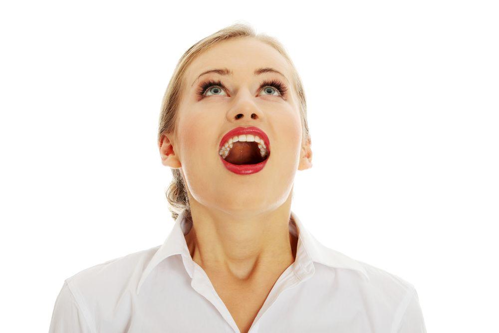 deglutizione a bocca aperta metodi singhiozzo