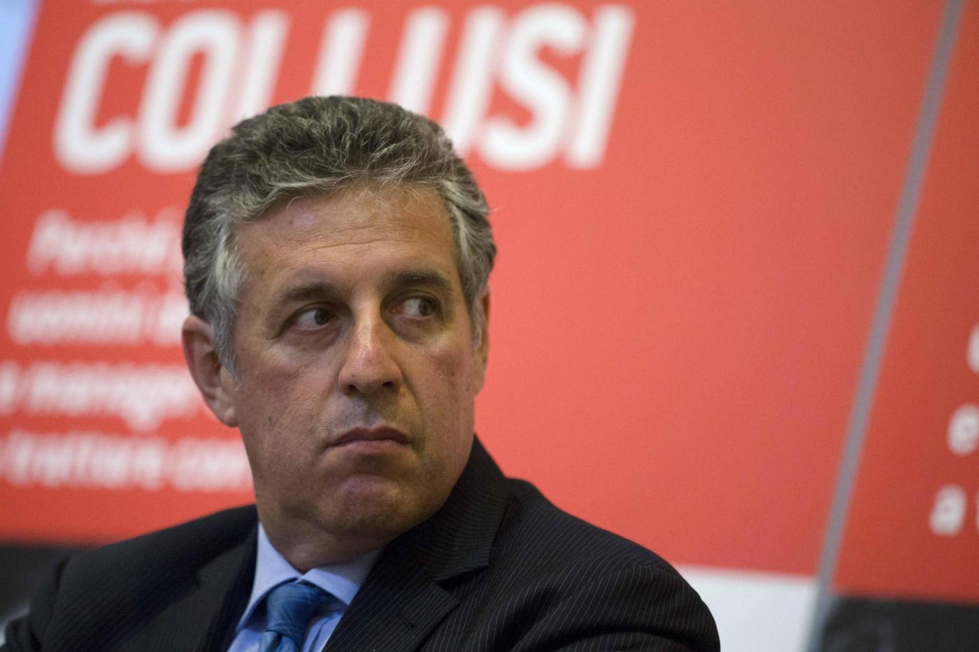"""Presentazione del libro """"Collusi"""" di Nino Di Matteo"""