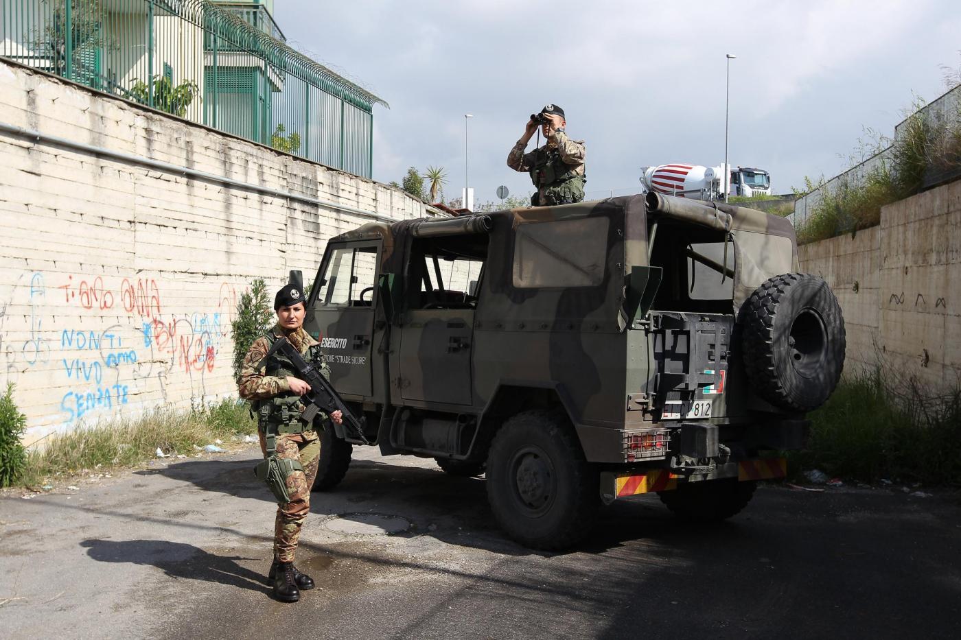 Tangenti per entrare nell'esercito: 7 arresti a Napoli