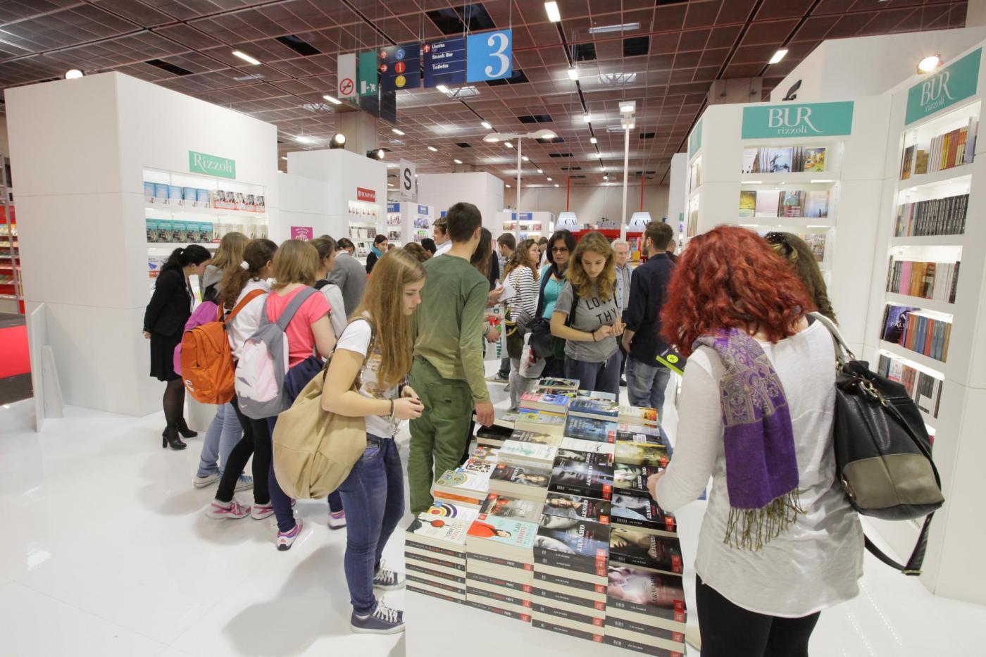 Torino, Inaugurazione del XXVII Salone internazionale del Libro