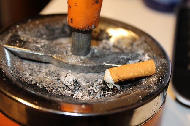 fumo abitudini cervello