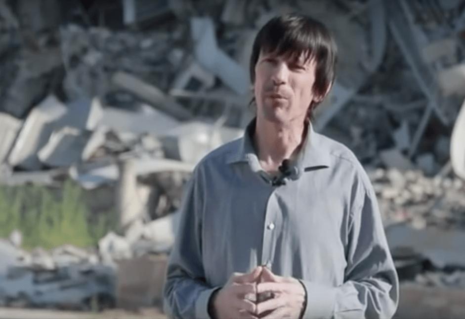 Il giornalista britannico ostaggio dell'Isis in un nuovo video anti-coalizione
