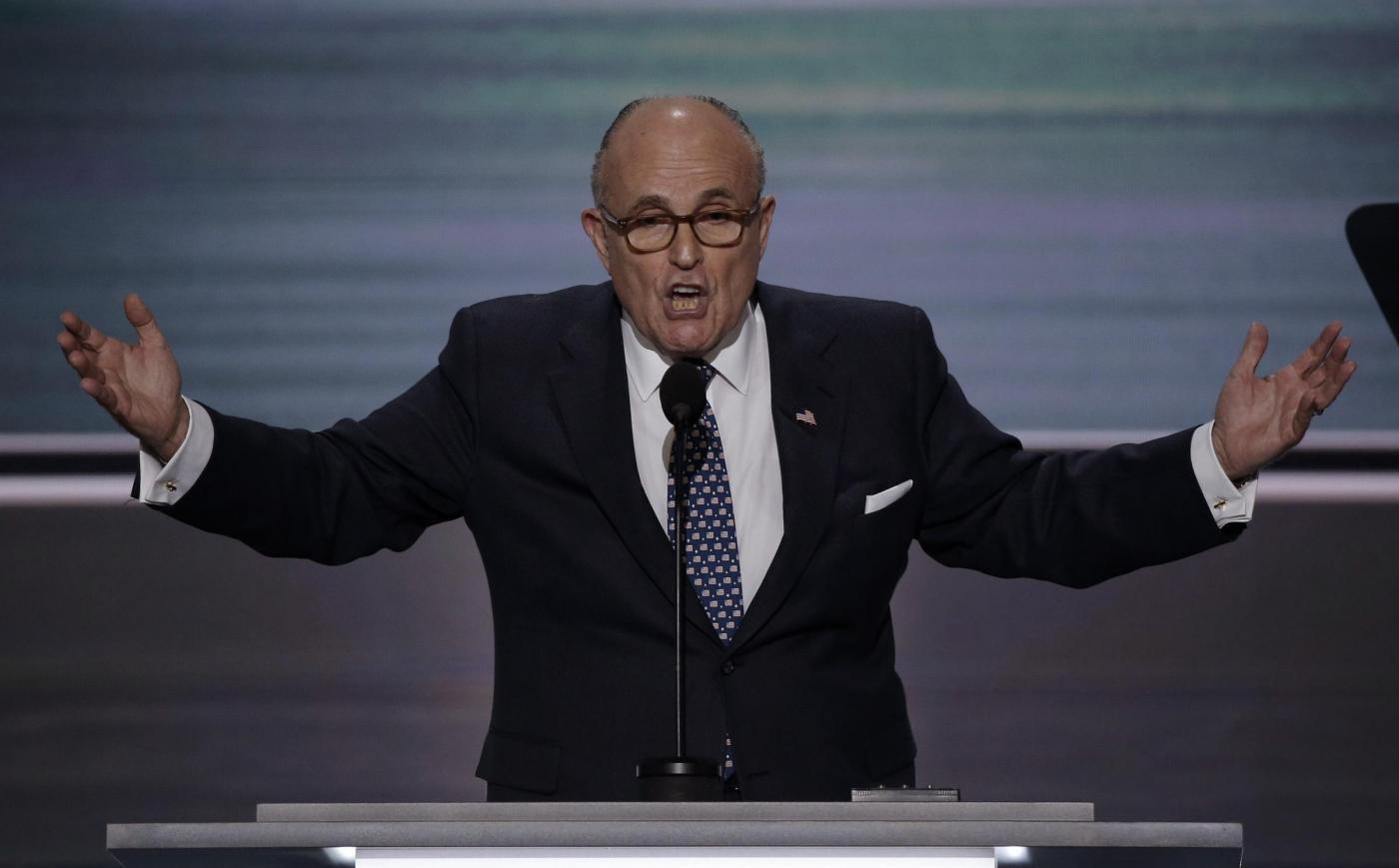 Cleveland, politici e uomini di spettacolo intervengono alla convention repubblicana