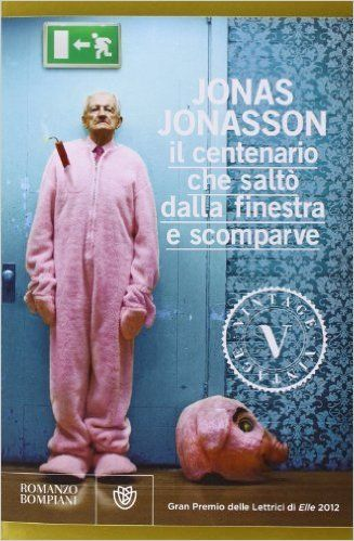 il centenario che saltò, jonasson