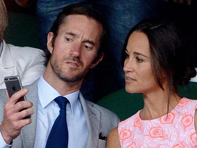 Pippa Middleton fidanzata con James Matthews: nozze nel 2017