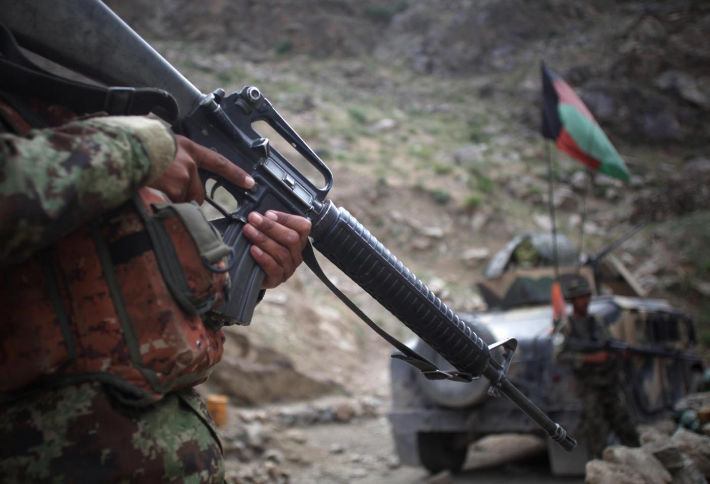 Kamikaze contro truppe Nato all'aeroporto di Kabul