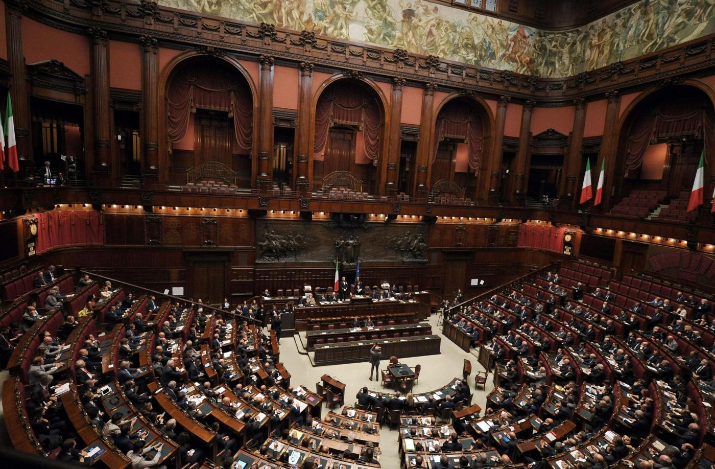 Aula di Montecitorio