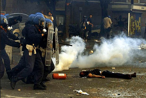 G8 Genova 2001-2016: 15 anni dalla morte di Carlo Giuliani e dalla mattanza alla Diaz