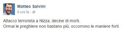 nizza Salvini