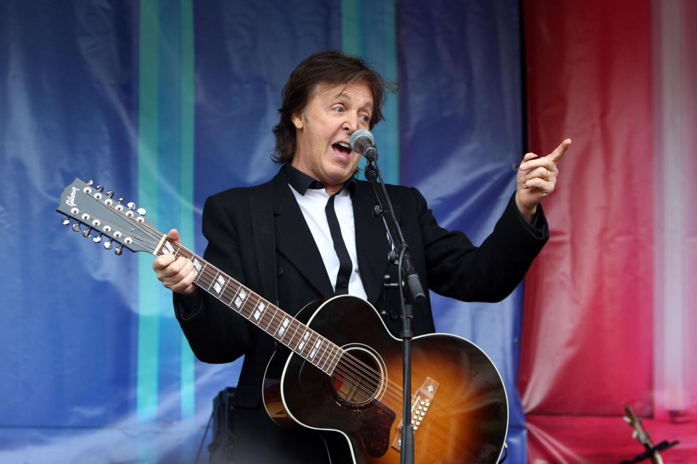 Paul McCartney in Italia
