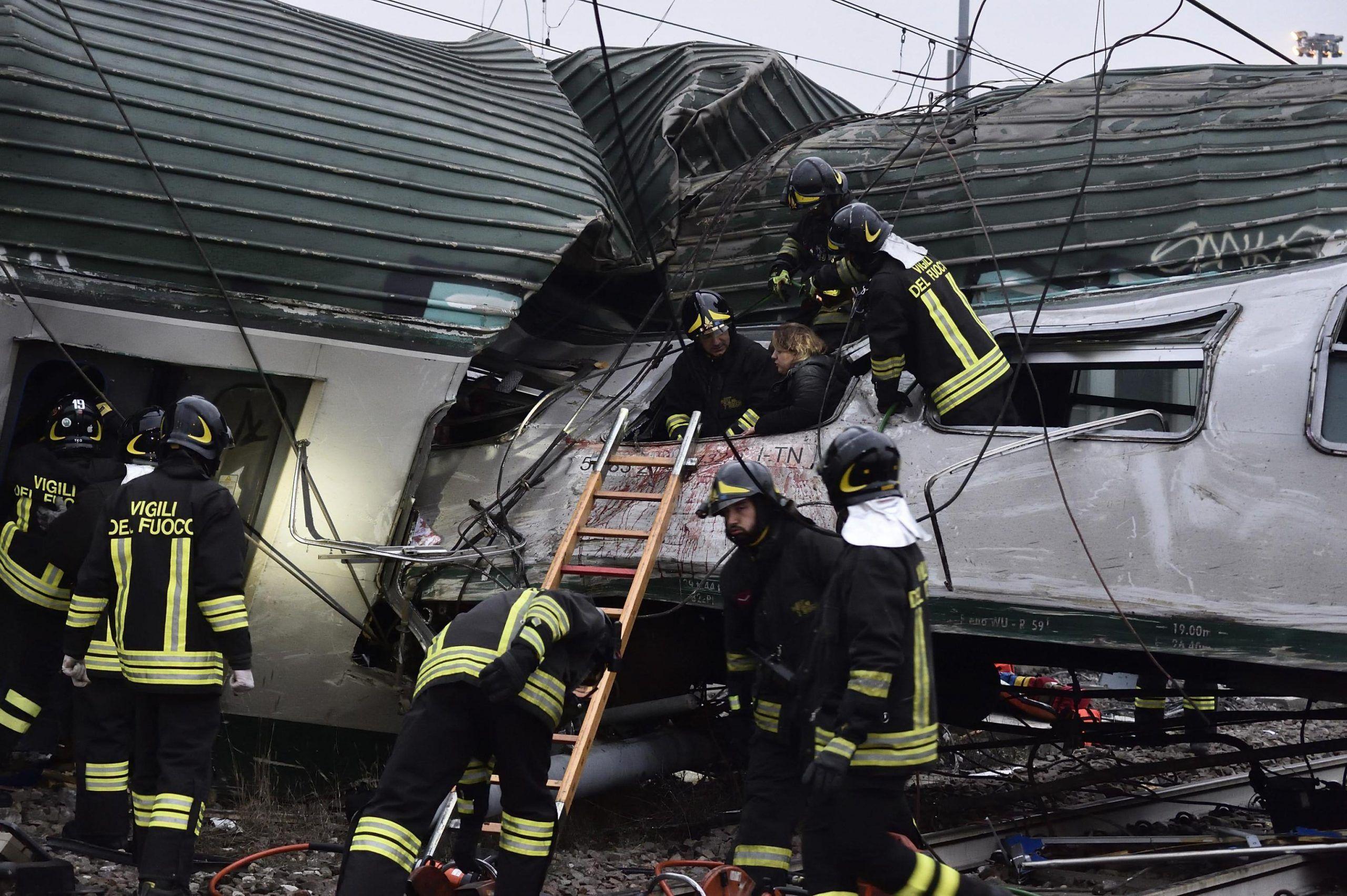 Incidenti ferroviari in Italia: i più gravi degli ultimi anni