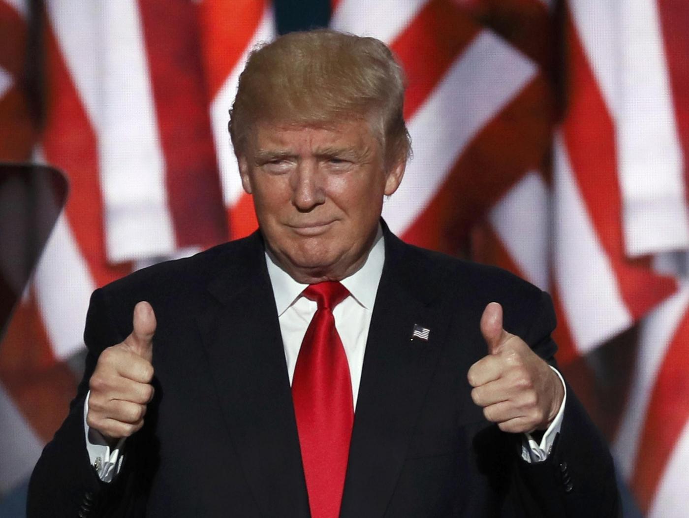 Cleveland, Donald Trump è il candidato repubblicano per la Casa Bianca