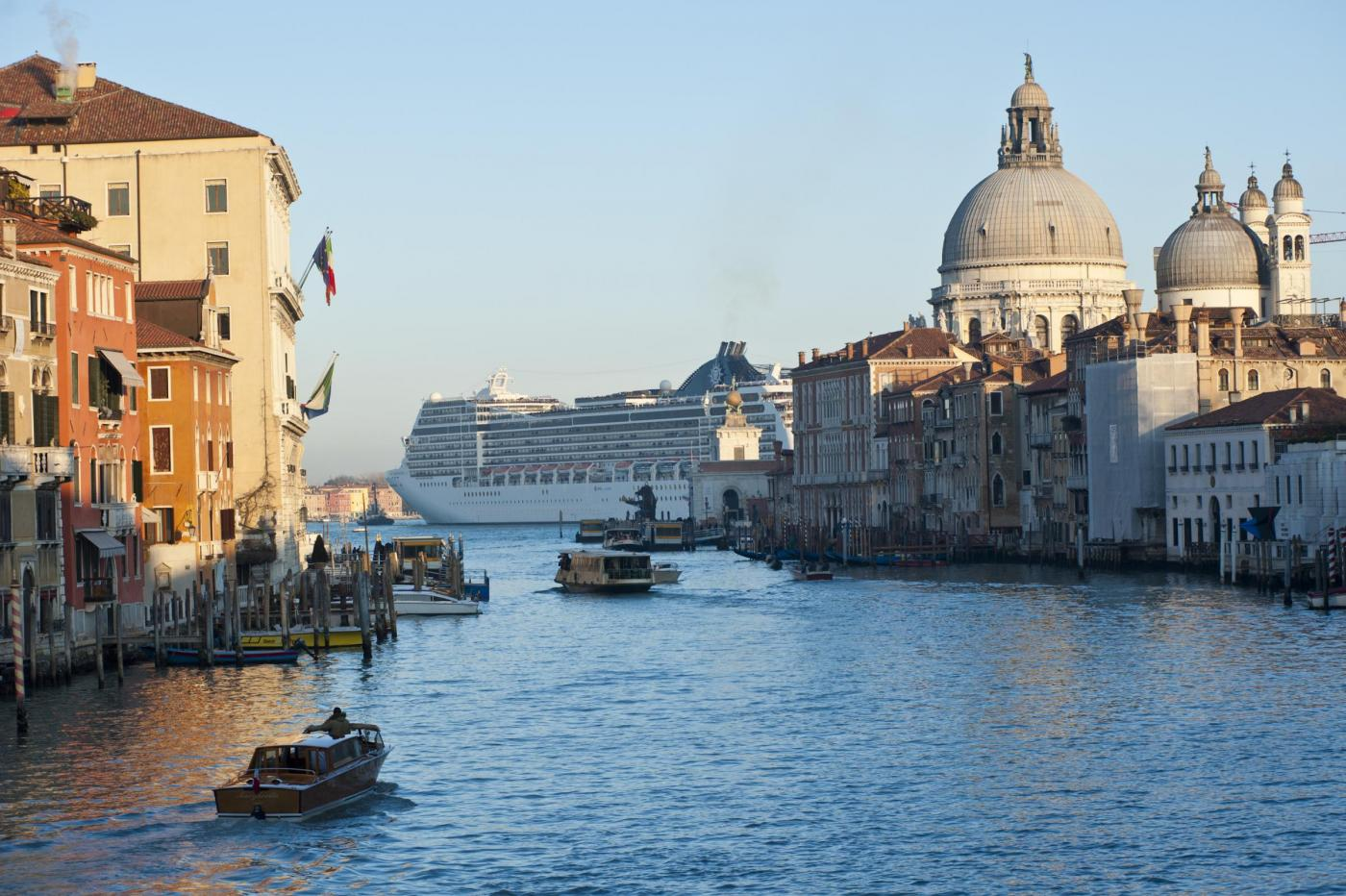 Unesco, ultimatum all'Italia: no alle Grandi Navi a Venezia