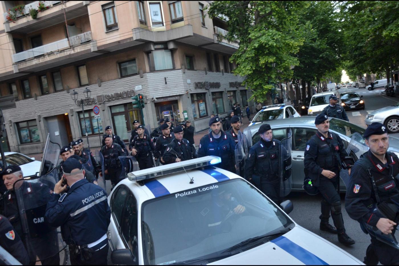 Ventimiglia, allarme bomba rientrato