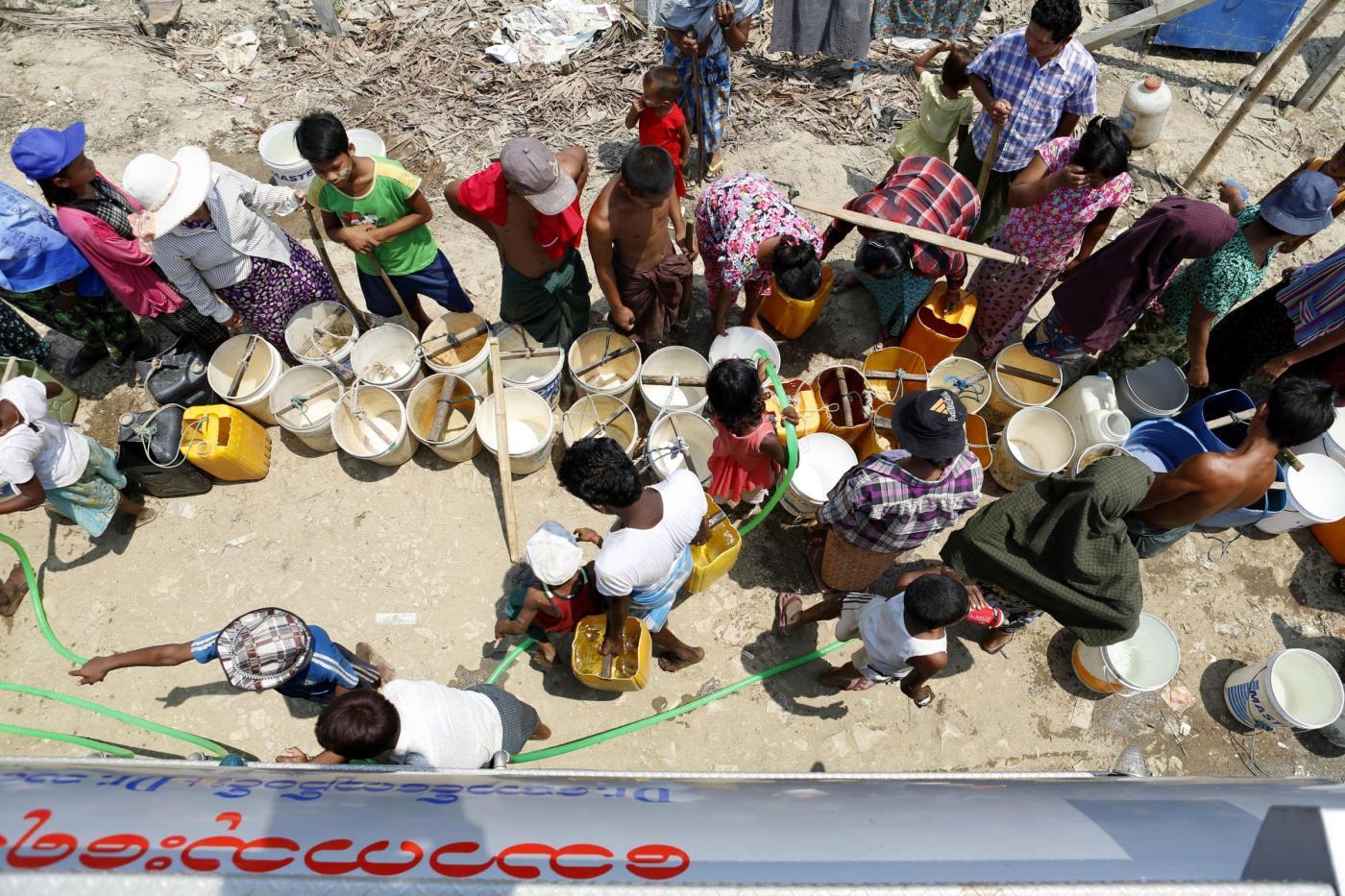 Birmania, 30 bambini morti a causa di un virus sconosciuto