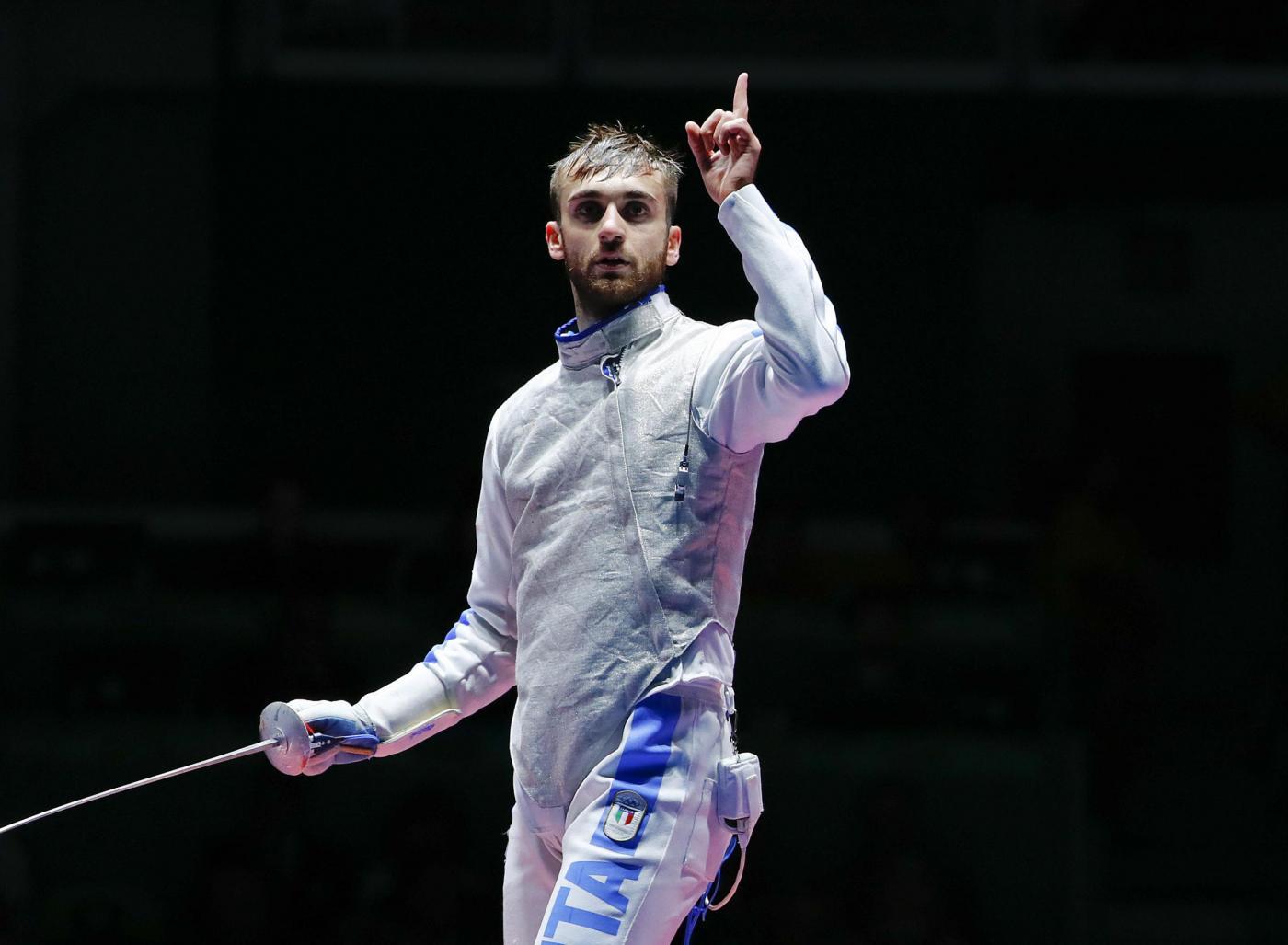 Olimpiadi 2016: Garozzo oro nel fioretto maschile individuale