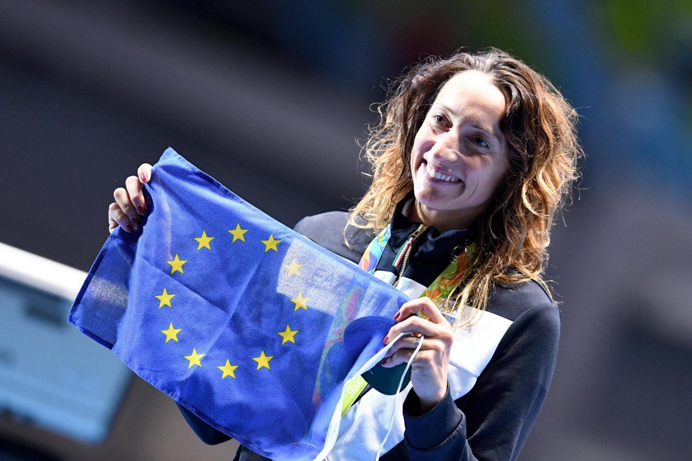 Olimpiadi 2016: Elisa Di Francisca argento per l'Europa