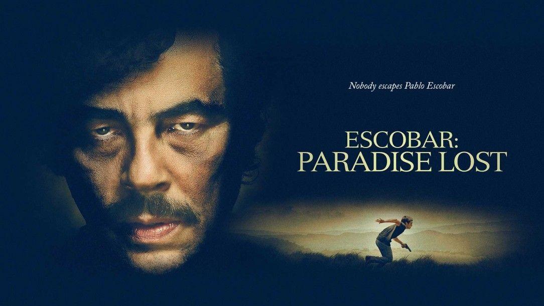 Escobar, trama del film con Benicio del Toro