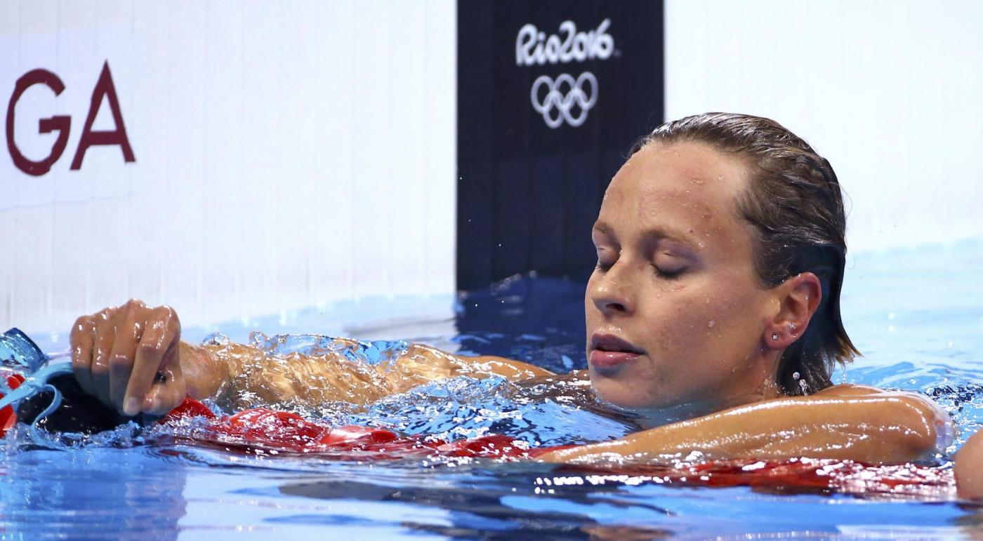 Olimpiadi 2016, Federica Pellegrini rinuncia ai 100 stile libero