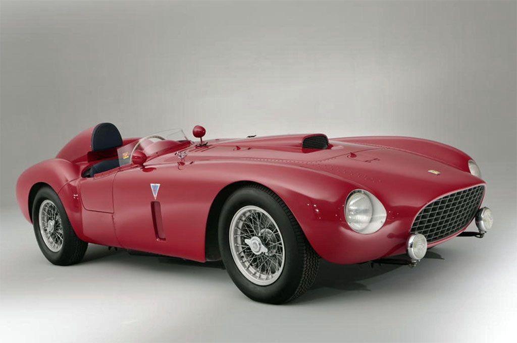 Ferrari 375 Plus Spider Competizione