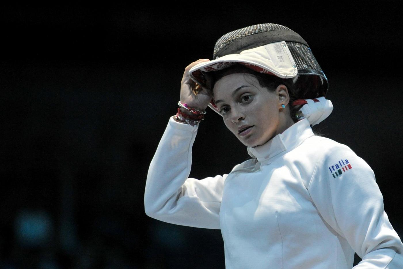 Olimpiadi 2016: Rossella Fiamingo argento nella spada femminile