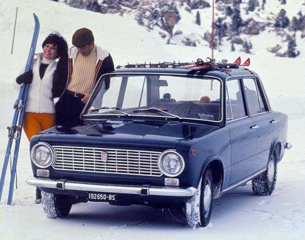 Le auto che hanno fatto la storia: Fiat 124, la world car italiana
