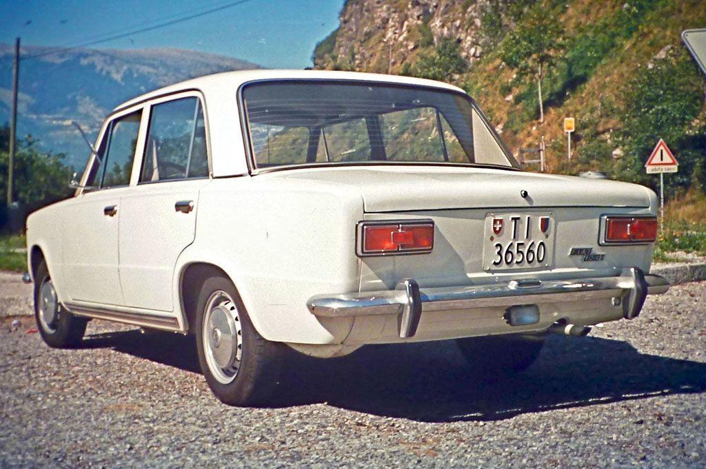 Fiat 124 2