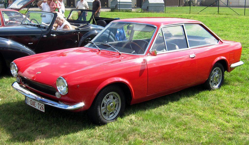 Fiat 124 Sport Coupé 1